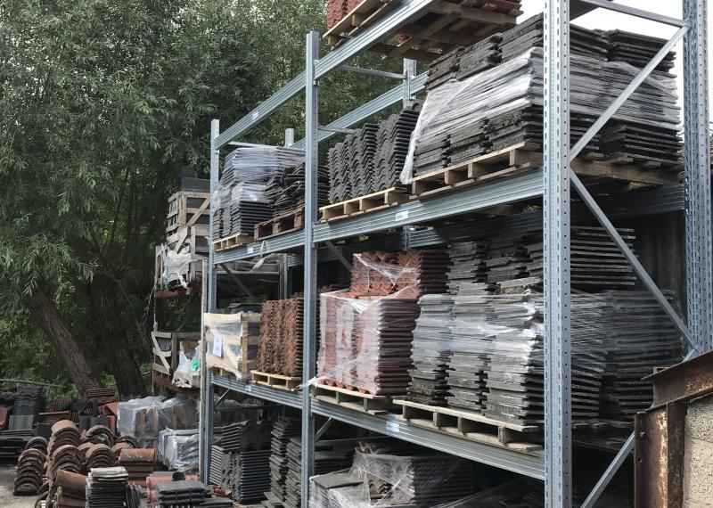 Reclaimed Building Materials Leicester Roof Tiles Chimney Pots Timber