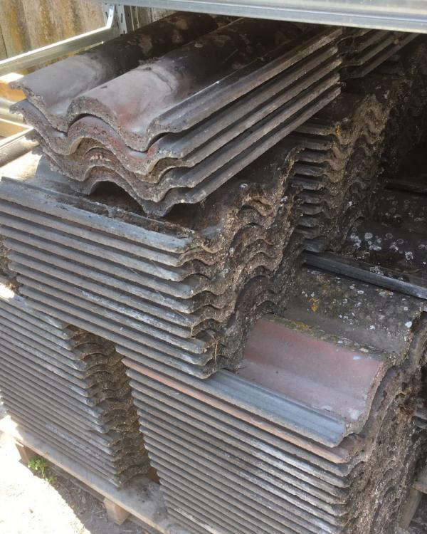 reclaimed roofing tiles leicester